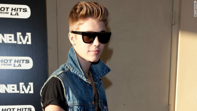 Justin Bieber headed for 'The Simpsons'