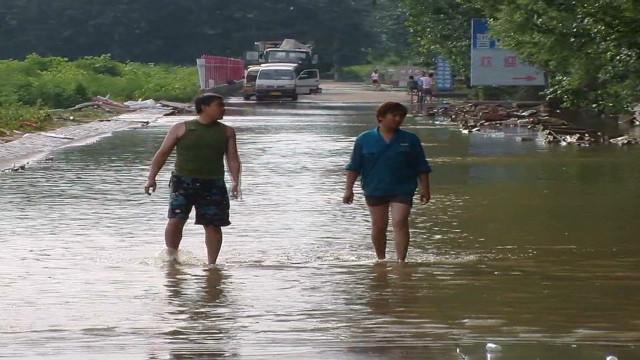 88 muertos y 63.000 damnificados por lluvias en Corea del Norte