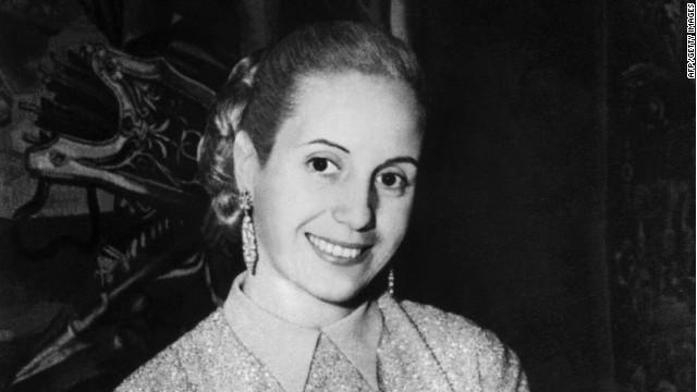 El rostro de Eva Perón será impreso en un nuevo billete argentino