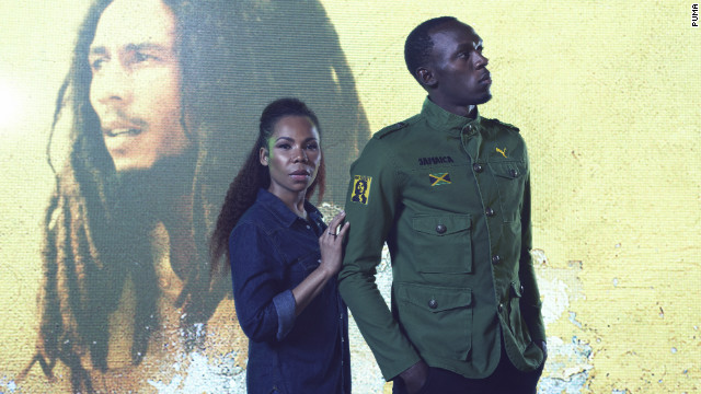 Of all the designers involved in London 2012, Cedella Marley's collaboration with Puma in designing Jamaica's uniforms has perhaps garnered the most praise. The granddaughter of reggae legend Bob Marley has created outfits that radiate laidback, urban cool. Of course, it helps that Usain Bolt is wearing them.