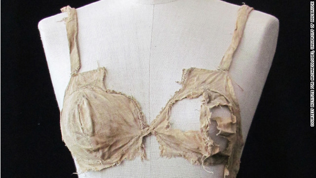 Bras from Middle Ages found in castle
