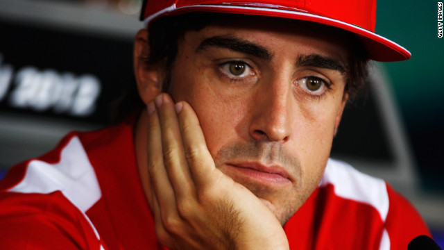 Fernando Alonso has plenty to think about despite winning two of the last three races for Ferrari.