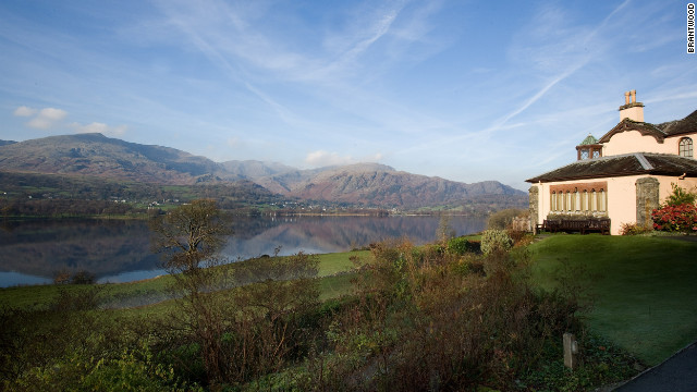 Brantwood, the home of Victorian art critic John Ruskin, is in the Lake District.