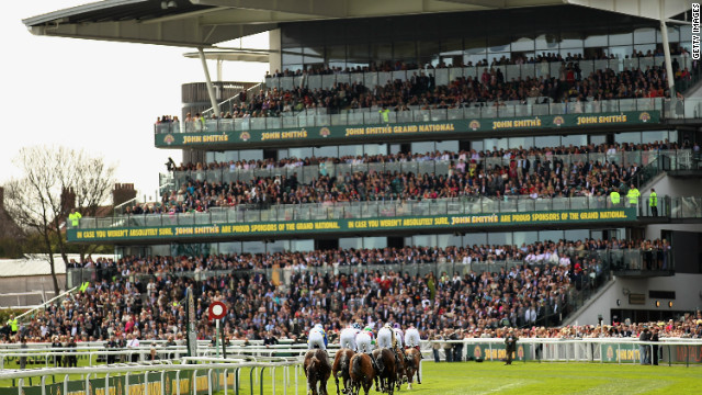 Aintree is best known for hosting the world-renowned Grand National, introduced to the English course 10 years after its opening in 1829. The grandstand was built by William Lynn, who even placed a full bottle of sovereign gold coins in the footing of the foundation stone, which remains untouched more than 180 years later.