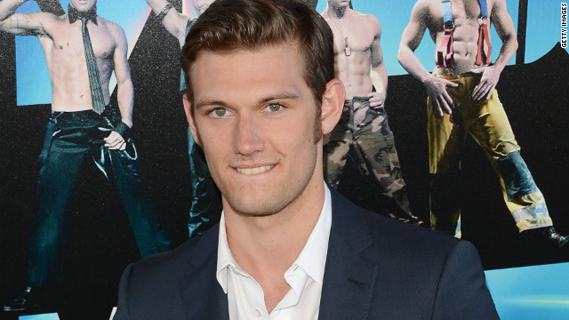 Alex Pettyfer might be Kristen Stewart's new on-screen boyfriend
