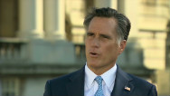 """When you attack success you have less"" – Romney"
