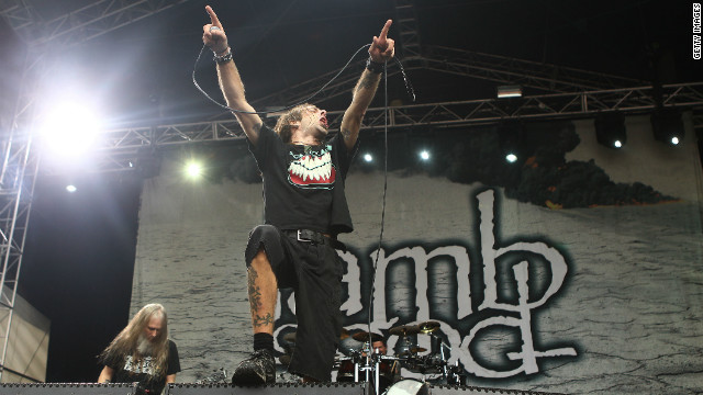 Lamb of God cancels tour