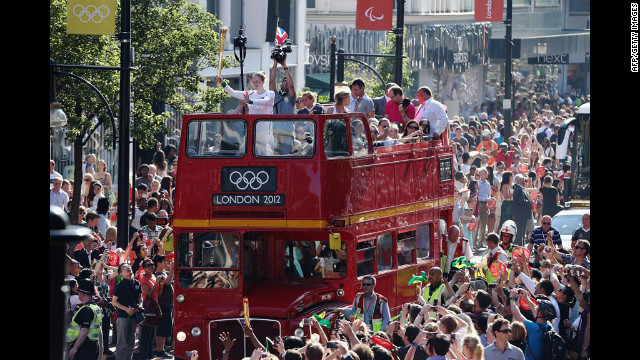 Need to Know News: London welcomes world for Olympics opening ceremony; Powerful storms kill at least two in Northeast