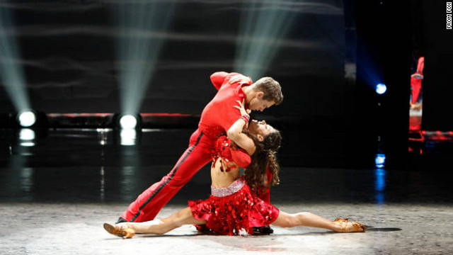 Close but no cigar on 'SYTYCD'