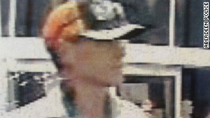 Police released a photo of a man believed to have abducted Violet Ripken.
