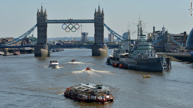 NBC reportedly shelled out $1.18 billion for the U.S. rights to air the London Olympics.