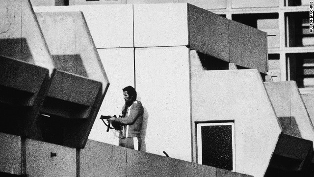 The 1972 Munich massacre