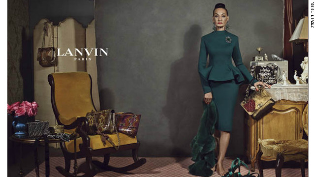 Why Lanvin Didn't Use Runway Models in the Fall 2012 Campaign