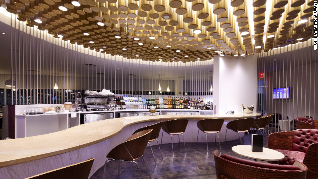 10 of the world's top airport lounges