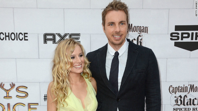 Dax Shepard, Kristen Bell: Biebs isn&#039;t the best neighbor