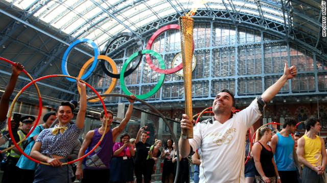 Londres le da la bienvenida al mundo con la inauguración de los Olímpicos