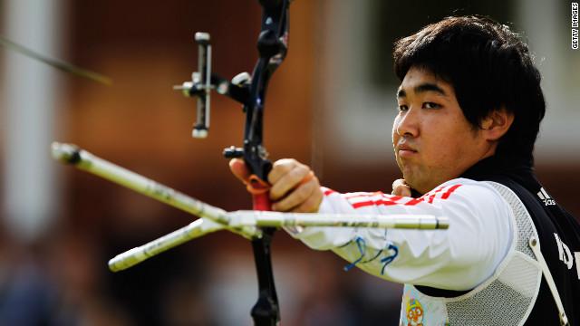 Arquero ciego impone primer récord mundial en los Juegos Olímpicos de Londres