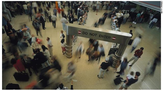 """Los 10 aeropuertos más """"contagiosos"""" de EE.UU."""