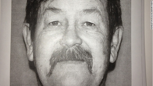 Kenneth James Bailey Jr, 59, from New Castle, Indiana, died from a self inflicted gunshot wound after a police shootout on Thursday in Pendleton, Indiana.