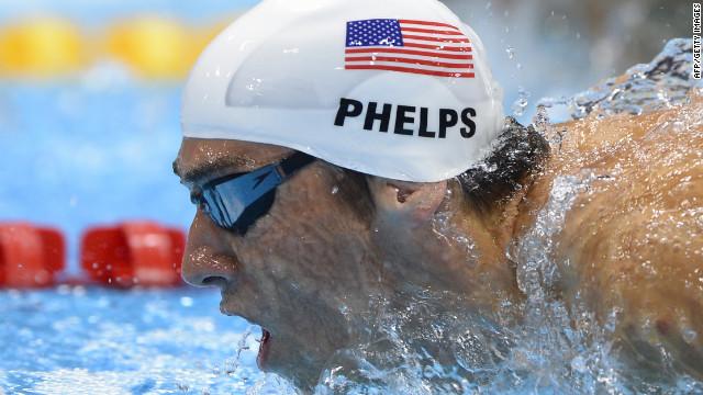 Phelps «se cuela» a la final de 400 metros combinado en los Juegos Olímpicos