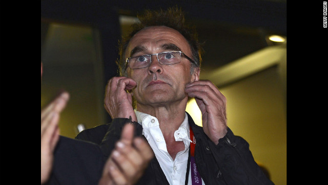Danny Boyle, the director of the opening ceremony, reacts to the show.