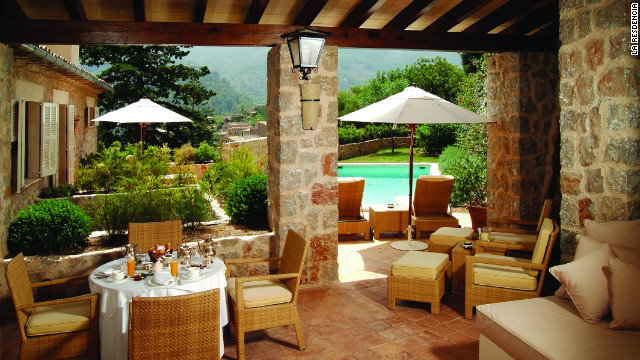 Surrounded by orange and citrus groves, La Residencia in the village of Deià has attracted guests from Robert Graves and Anaïs Nin to Richard Branson and Mick Jagger.