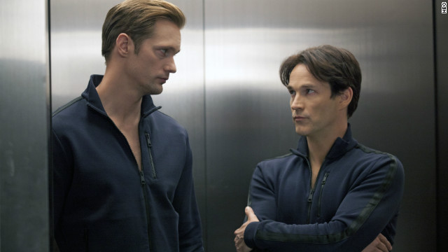 Bill gets evil on 'True Blood'