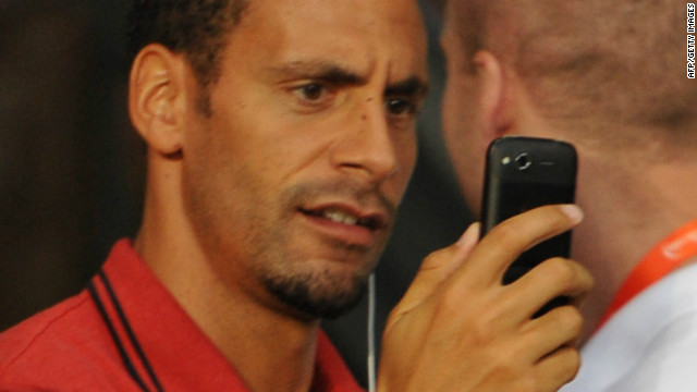 Rio Ferdinand has been charged for tweets describing Ashley Cole as a