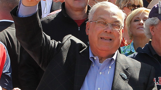 Mayor Menino to join Boston University after leaving office
