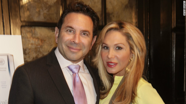 'Real Housewife' Maloof separating from husband?