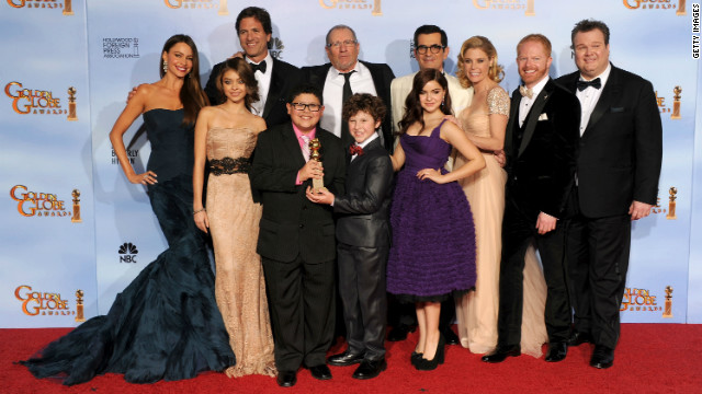 'Modern Family' cast: We support one another