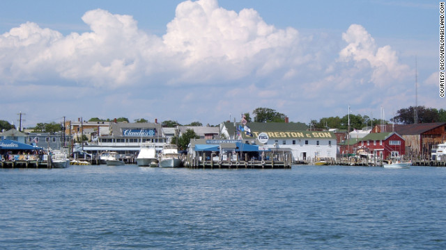Greenport, on the North Fork of Long Island, provides a low-key alternative to the Hamptons.