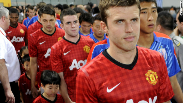 Manchester United has been listed on the New York stock exchange as 