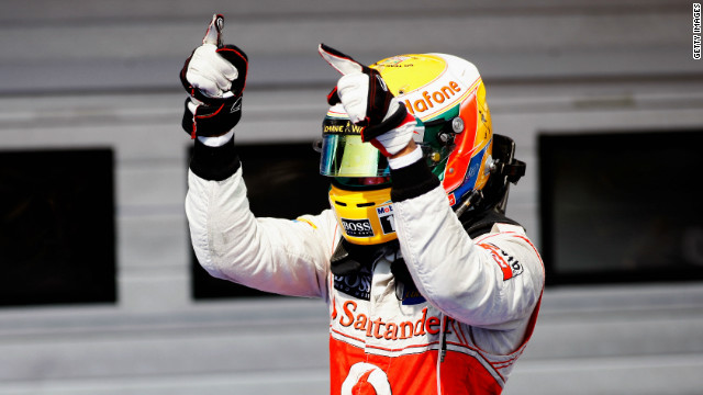 McLaren driver Lewis Hamilton won at the Hungaroring in 2007 and 2009.