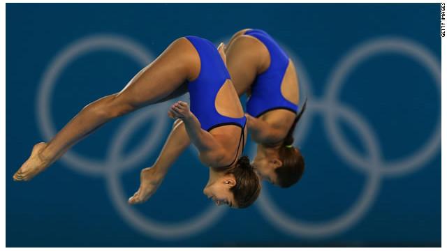 Paola Espinosa y Alejandra Orozco ganan la segunda medalla de plata para México