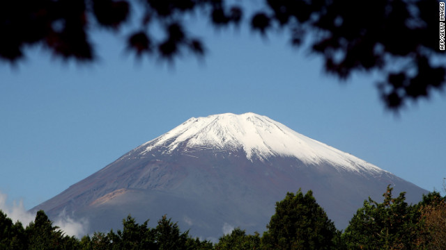 Climbers have a narrow window to make the Fuji ascent -- from July 1 to late August. Despite its steep slopes, the mountain can be climbed relatively easily, though the weather is notoriously unpredictable.