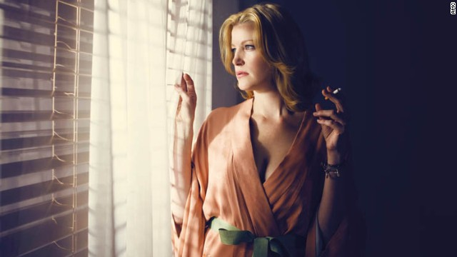 Anna Gunn stars as Skyler White on the hit AMC show 