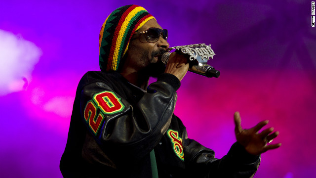 Snoop Lion explains name change, new focus