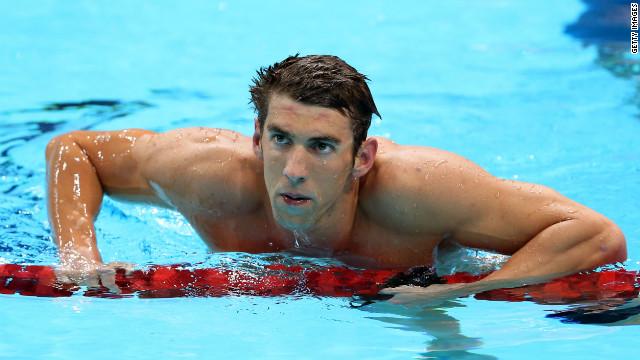 Michael Phelps bate el récord de medallas en Juegos Olímpicos