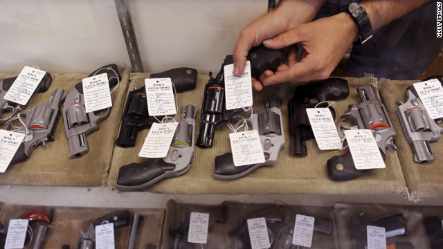 A CNN analysis shows fewer gun owners in the United States own more guns.