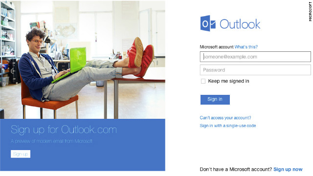 Adis Hotmail; bienvenido, Outlook