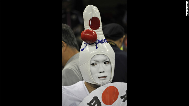 Despite the hopes of Japanese fans, bowling still hasn't been approved as an Olympic sport.