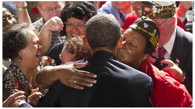 Obama desciende del primer esclavo negro de EE.UU., según investigación