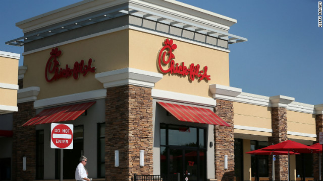 Chick-fil-A controversy shines light on company's charitable giving
