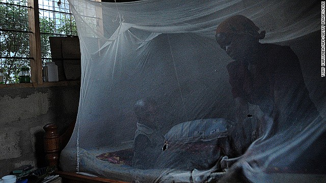 Access to tools such as mosquito nets is helping the fight against malaria make remarkable progress, Martin Edlund says.