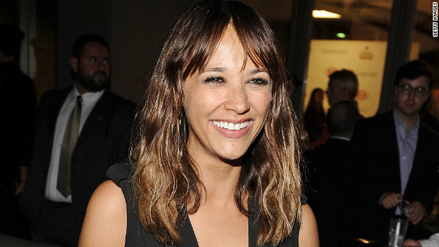 Rashida Jones on the part she wrote for herself