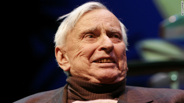 Gore Vidal, chronicler of American life and politics, dies