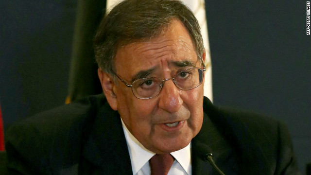 Panetta meeting Israeli officials amid Iran nuclear tensions