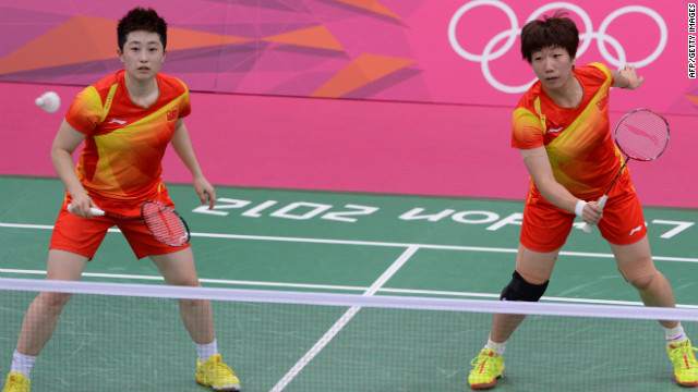 Need to Know News: Olympic badminton players disqualified for trying to lose; Bashar al-Assad tells army to restore order to Syria