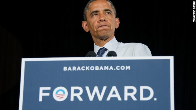 Barack Obama aventaja a Mitt Romney en estados clave para la elección